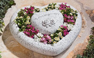 Eine Grabstelle ist der Ort